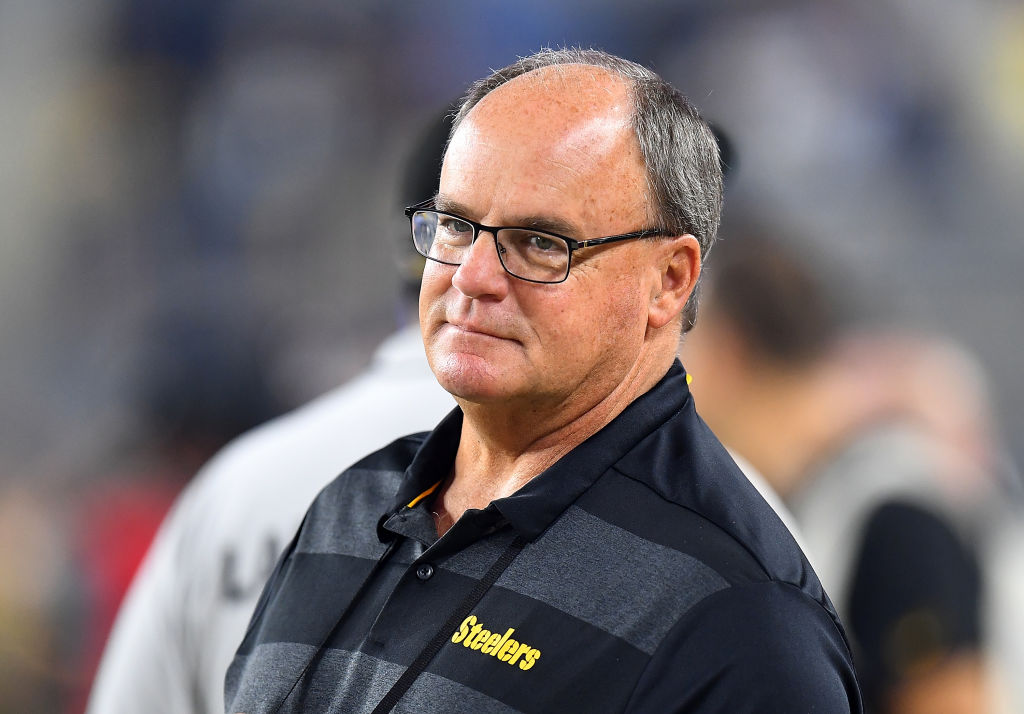 General Manager Kevin Colbert deserves major props for making this trade