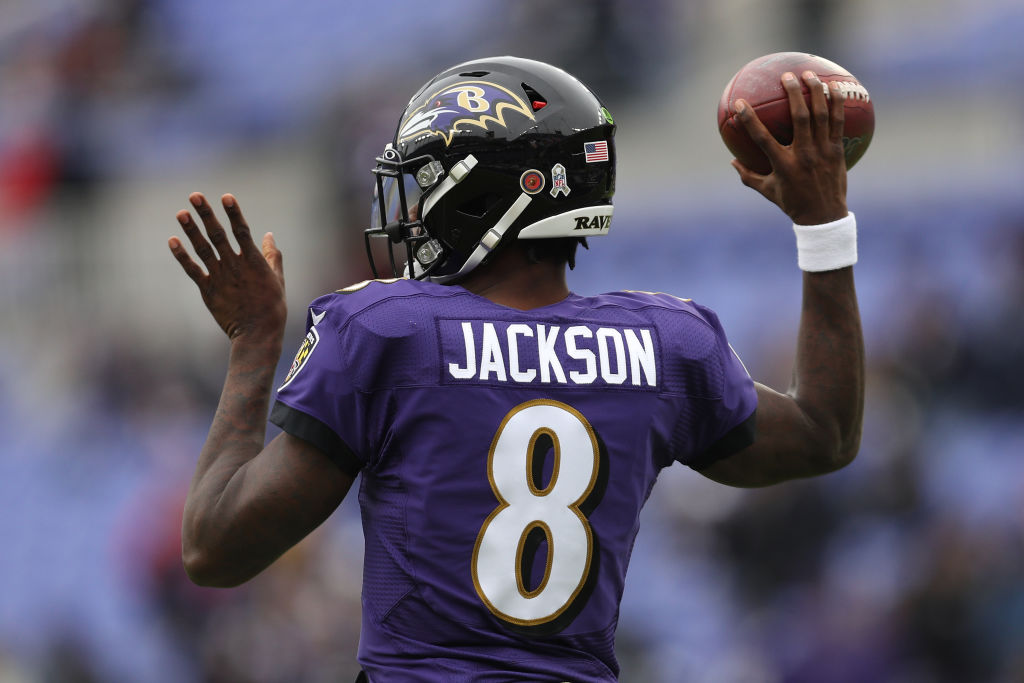 Lamar Jackson and the Baltimore Ravens could be Super Bowl bound this season