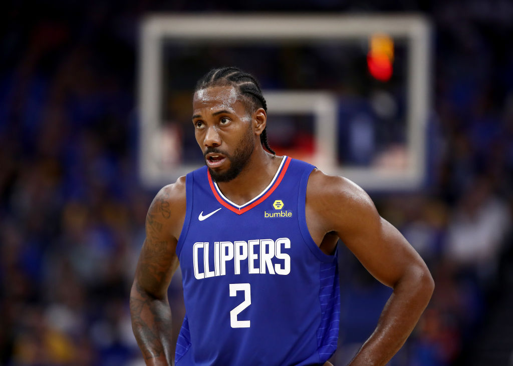 The Los Angeles Clippers Have New Uniforms to Match Their New Team