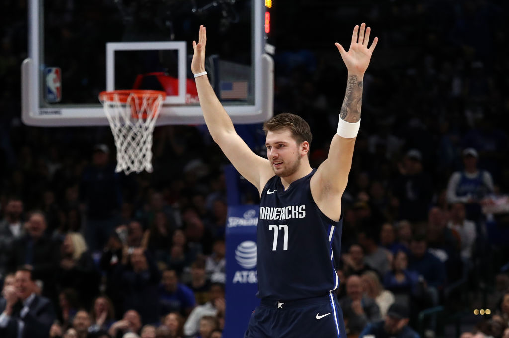 Being an MVP candidate is great for Luka Doncic, but he wants more than an individual honor.
