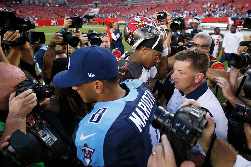 Marcus Mariota and Jameis Winston have both struggled in the NFL, but one has a better chance to resurrect his career.
