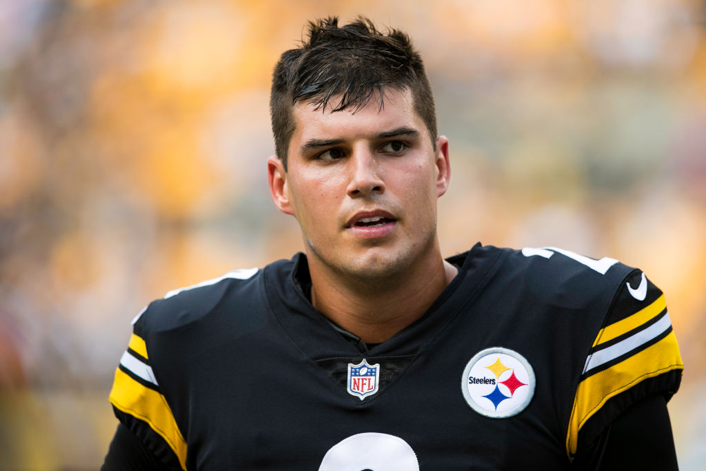 Mason Rudolph has not looked the part of an effective starting quarterback in the NFL