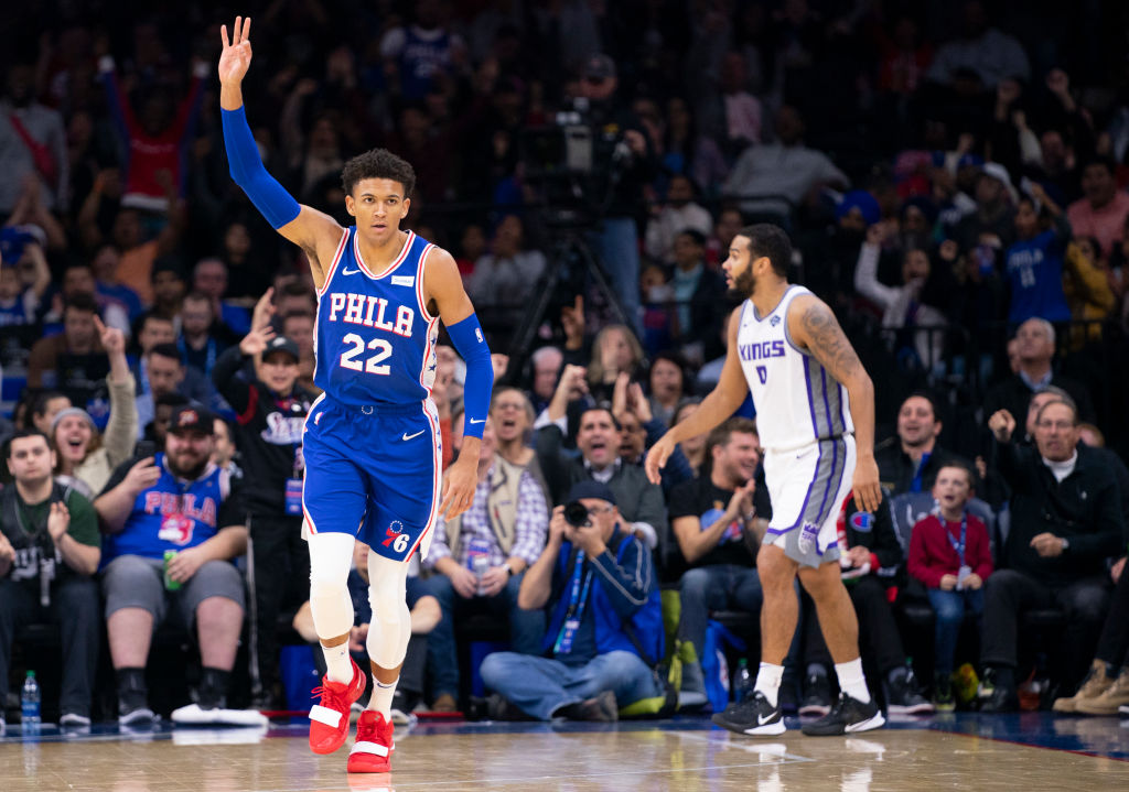 Matisse Thybulle is already drawing comparisons to Kawhi Leonard for one part of his game.