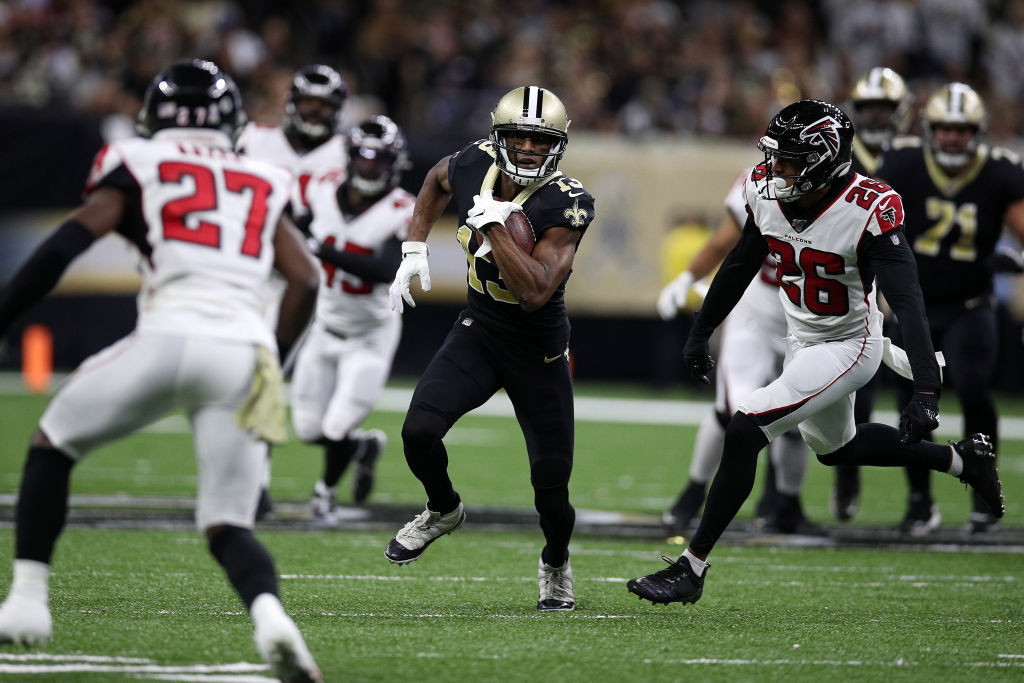 Could New Orleans Saints wide receiver win the NFL MVP award?