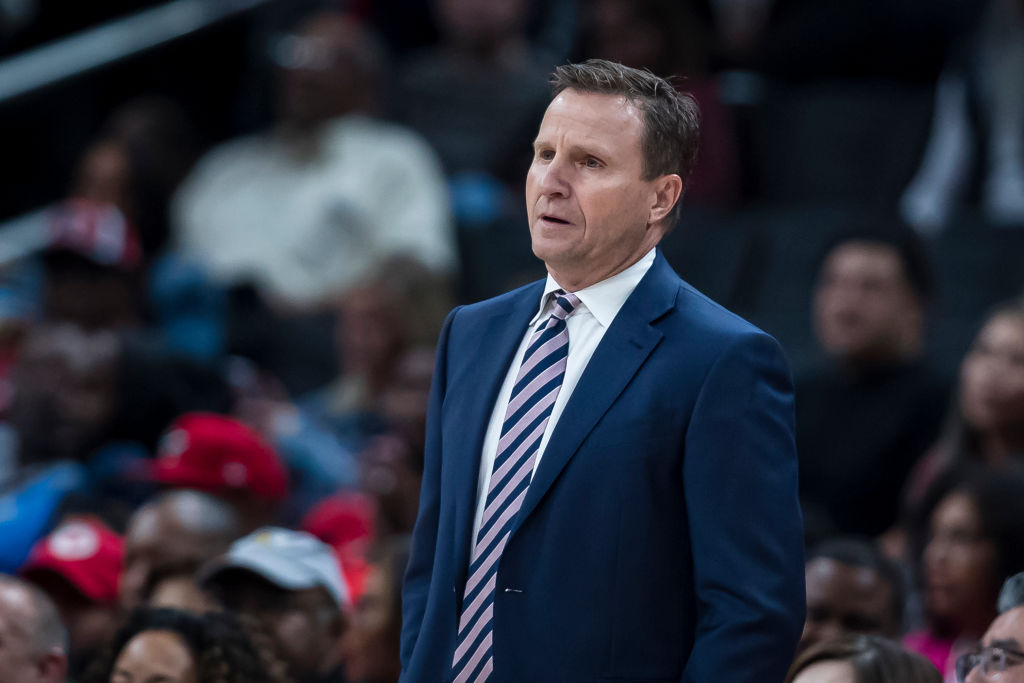The Wizards Scott Brooks could be the first NBA coach to be fired during the 2019-20 season.