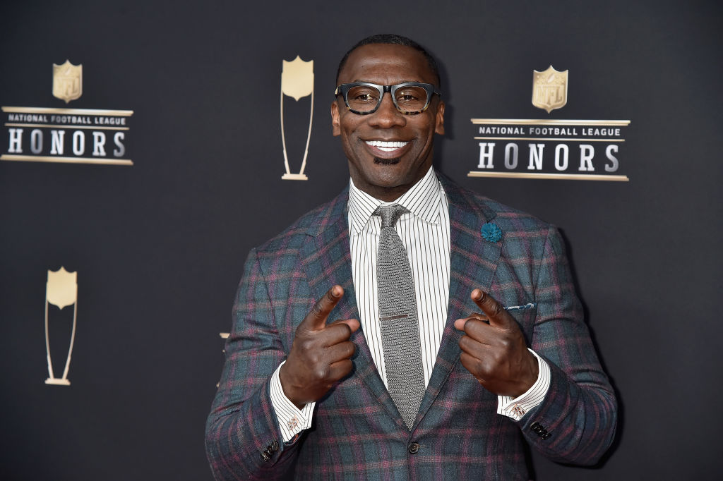 NFL player Shannon Sharpe attends the 8th Annual NFL Honors in 2019