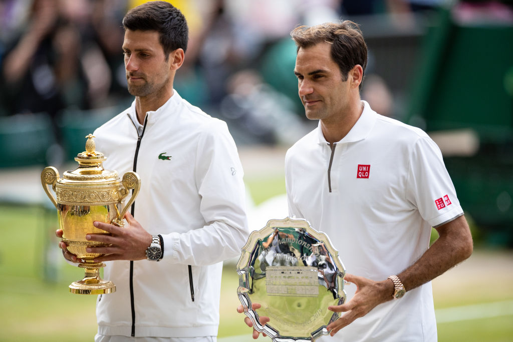 Novak Djokovic and Roger Federer will likely put on another show this Thursday