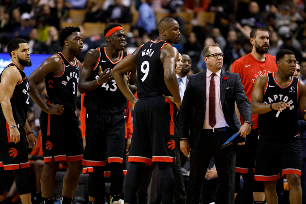 With Pascal Siakam leading the way, the Raptors are doing just fine without Kawhi Leonard on the roster.