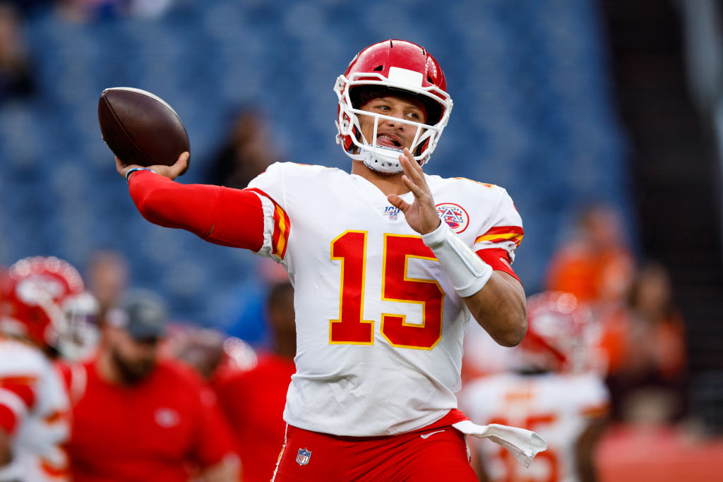 How will the Kansas City Chiefs handle Patrick Mahomes' return from injury