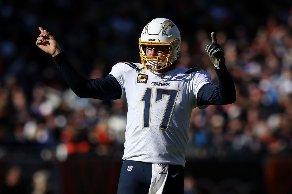 The biggest question facing the Chargers in the offseason is whether or not to keep Philip Rivers at quarterback.