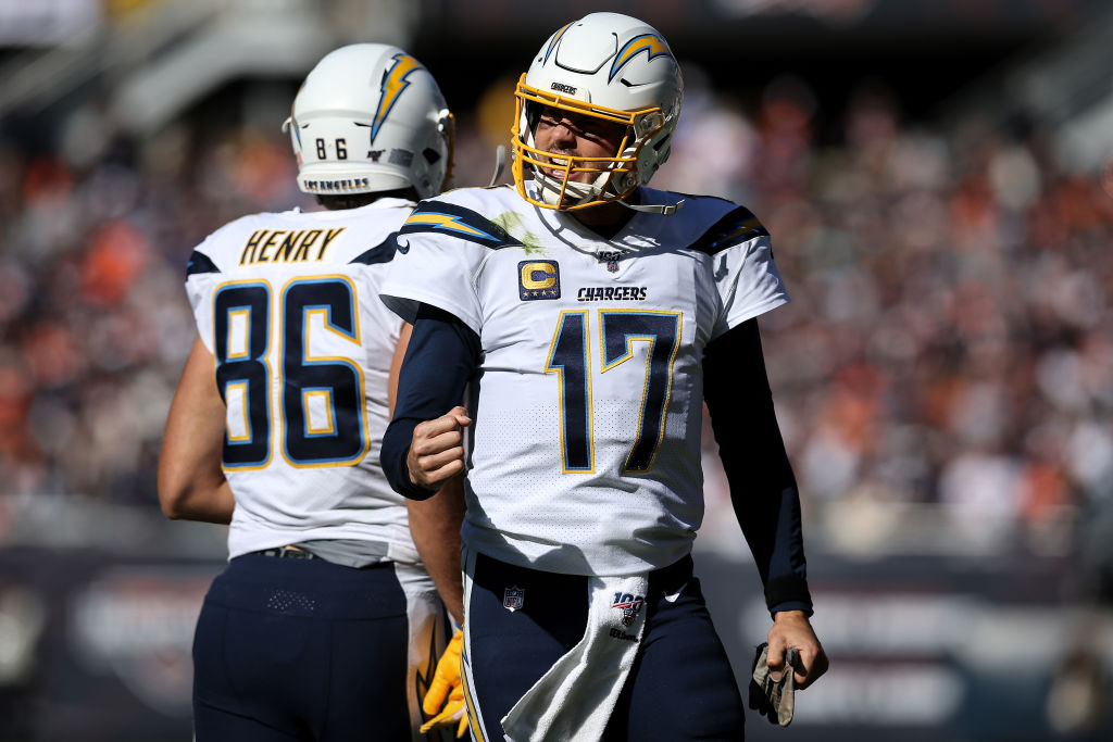 Philip Rivers still appears to have plenty of high-level football left in the tank