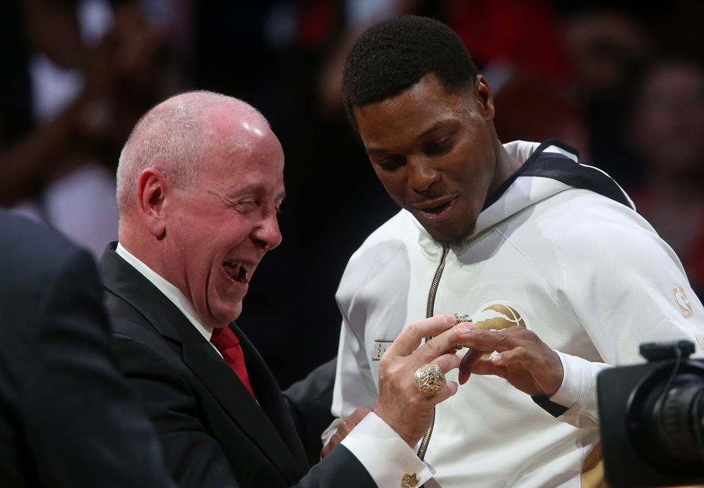 The Toronto Raptors have impressive championship rings, but did they get cheap when it came time to hand them out?