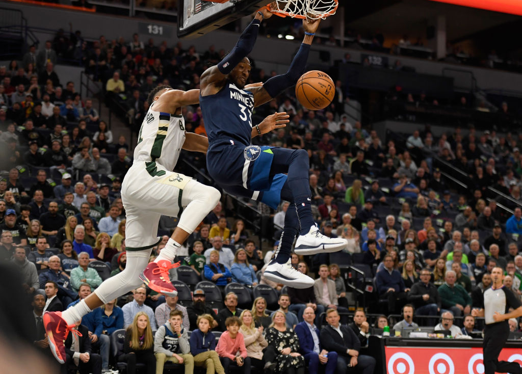 Robert Covington might be the key to the Timberwolves early success this NBA season.