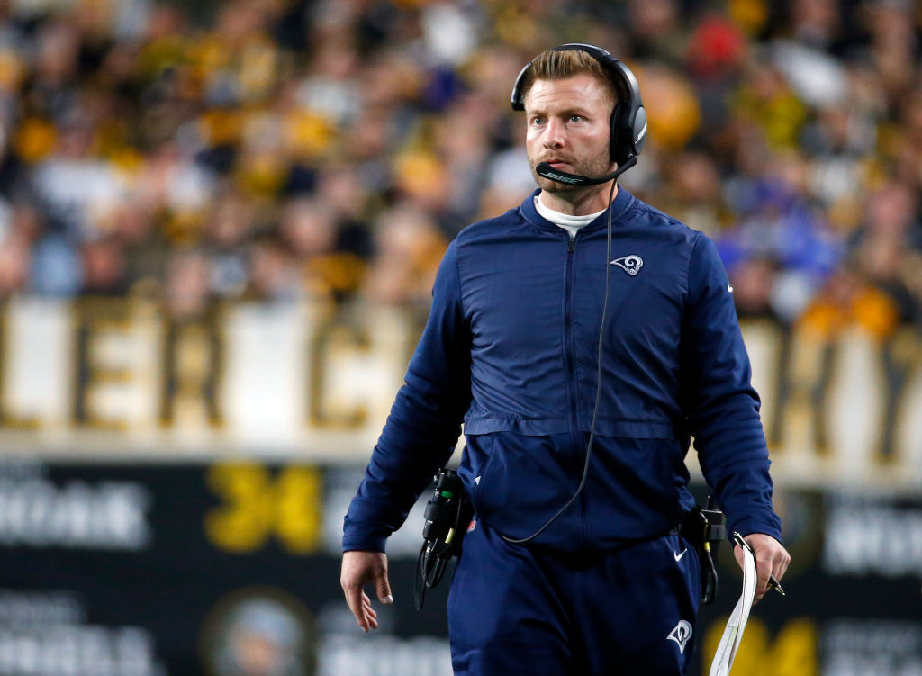 Is Rams Head Coach Sean Mcvay Too Smart For His Own Good
