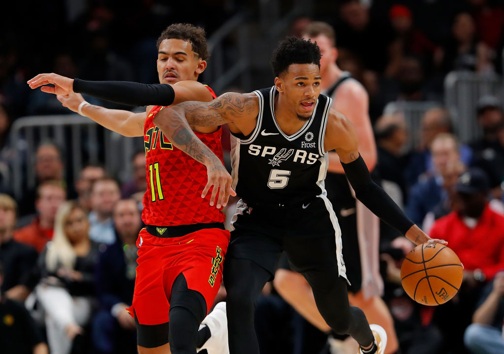 Embracing a more uptempo offense could make Dejounte Murray and the Spurs NBA Finals contenders.