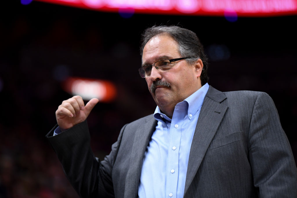 Stan Van Gundy both loves and hates his broadcast transition from ESPN to TNT.