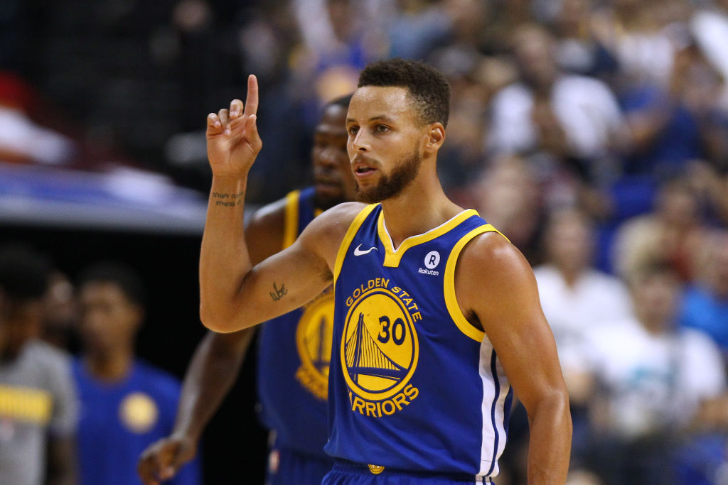 Warriors guard Stephen Curry says the NBA needs to do one thing to remain successful in China.