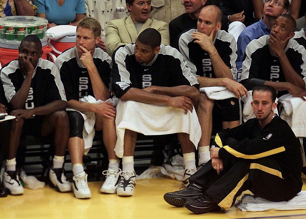 Steve Kerr Explains 1 Huge Difference Between Michael Jordan and Tim Duncan
