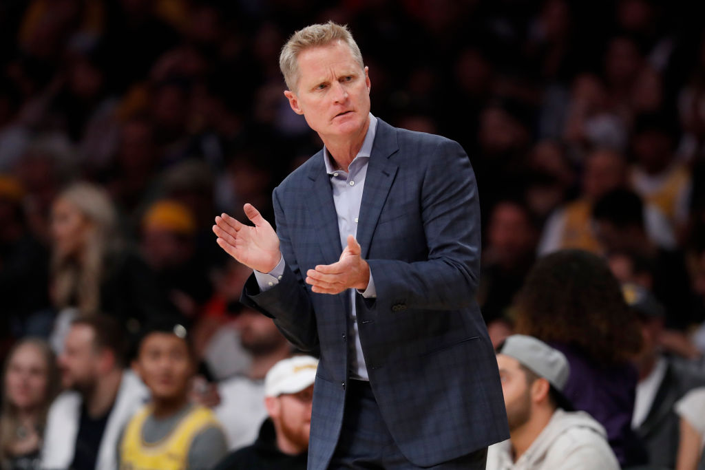 Golden State Warriors coach Steve Kerr thinks young basketball players should also play soccer.