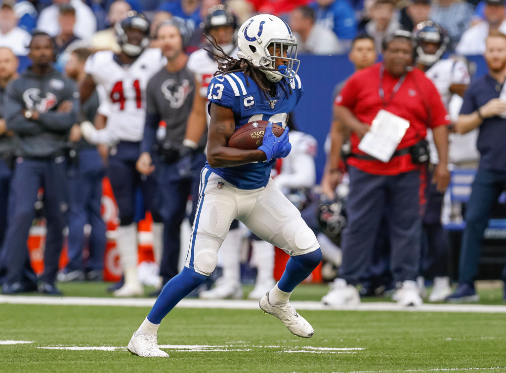 The Indianapolis Colts will hope that T.Y. Hilton can suit up for Thursday Night Football.