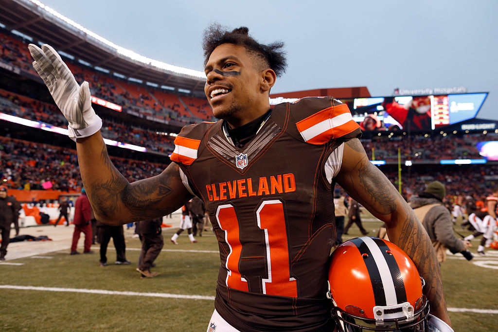 Terrelle Pryor was a fan-favorite in both the NFL and college