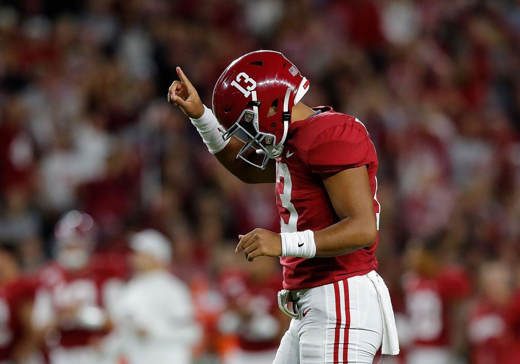 NFL Fans Should Watch LSU vs. Alabama, Joe Burrow vs. Tua Tagovailoa