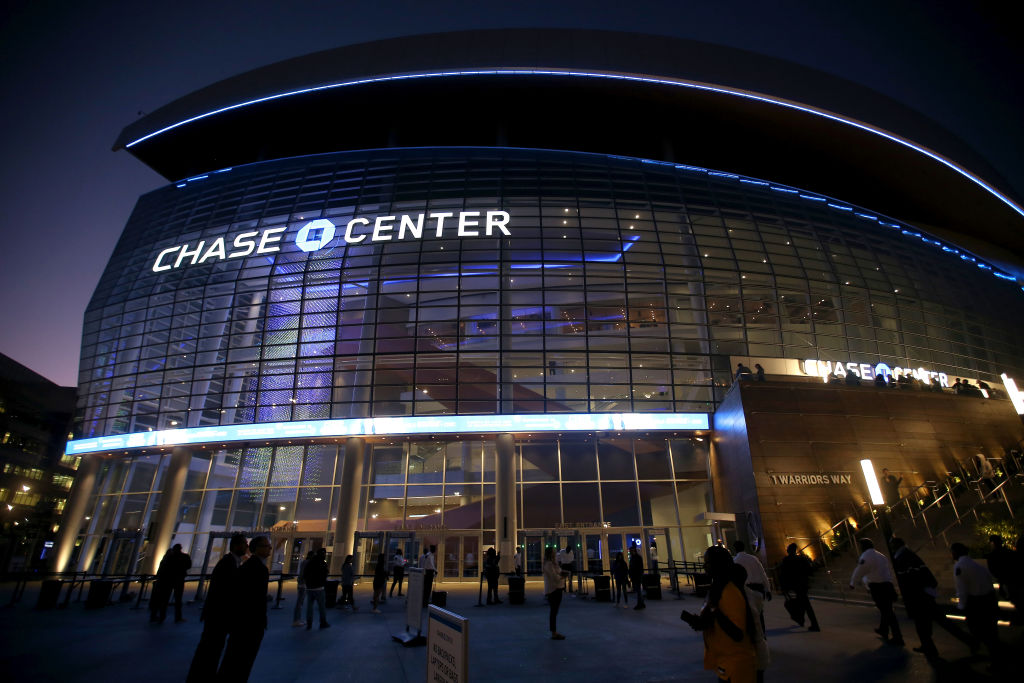 The Warriors are raking in a ton of money at the new Chase Center arena this season.