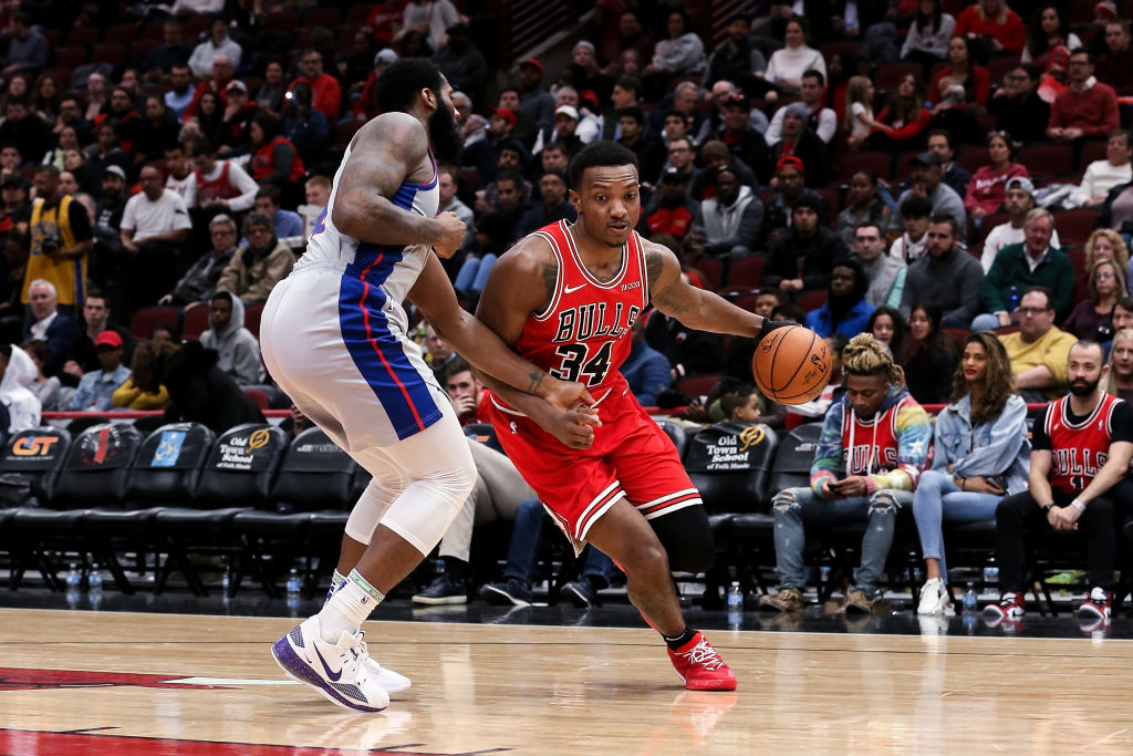 Wendell Carter Jr. could be the star player the Bulls have been waiting for since Derrick Rose.
