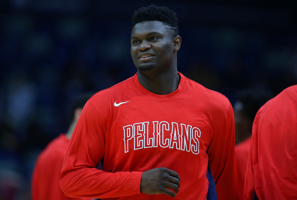 The New Orleans Pelicans will hope that Zion Williamson can fix their defense.