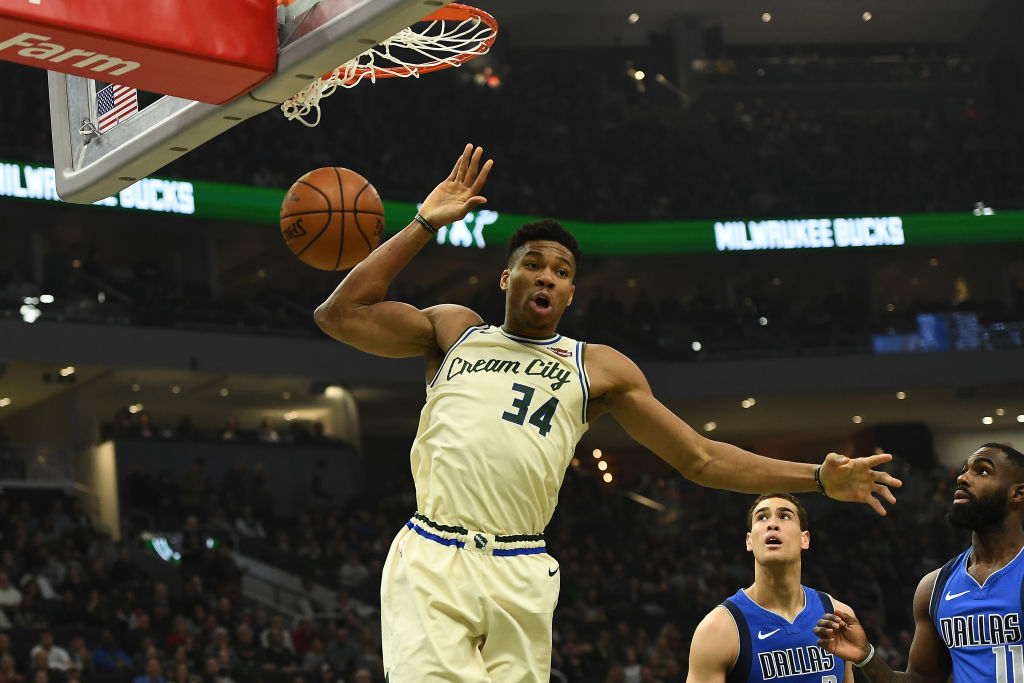 Giannis Antetokounmpo has a good thing going with the Milwaukee Bucks, but could one move sway him to sign with the Knicks?