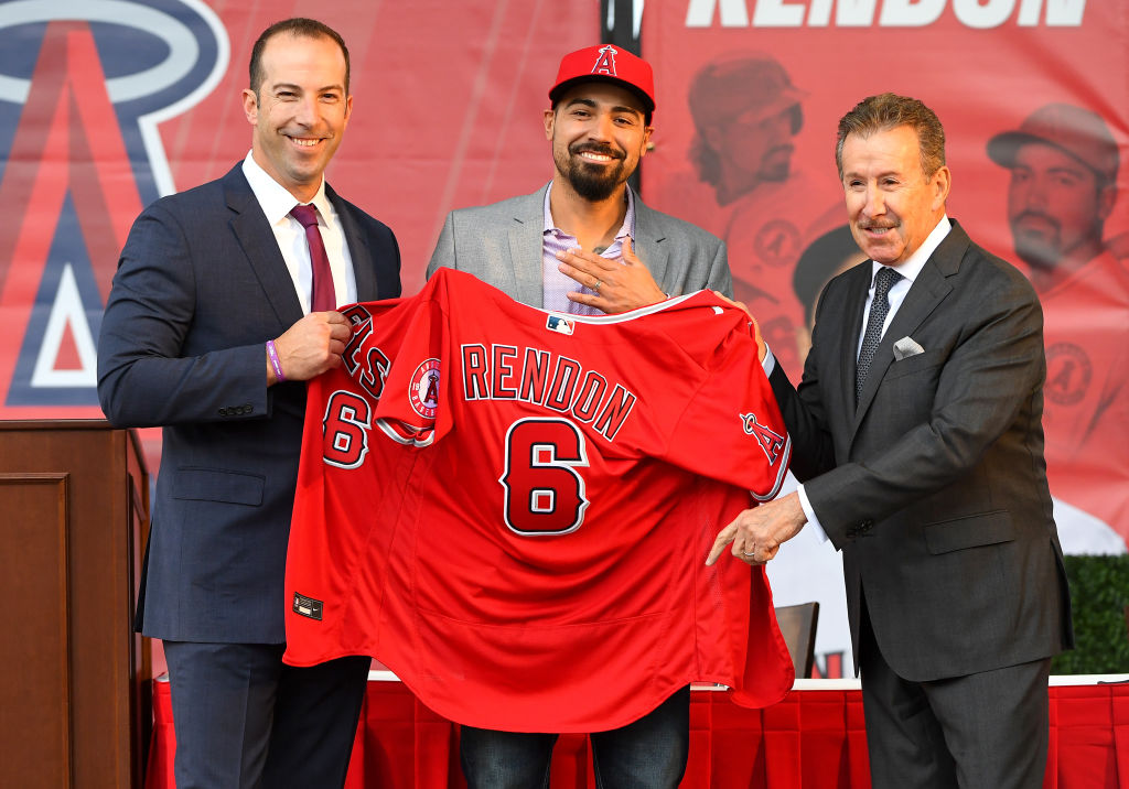Anthony Rendon will be taking his talents to Los Angeles, but chose the Angels over the Dodgers.