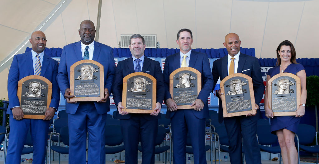 The character clause could be a sticking point when electing the Baseball Hall of Fame's 2020 class.