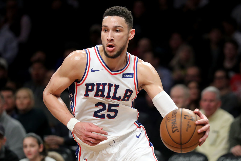One of Ben Simmons' Childhood Friends Actually Plays in the NBA