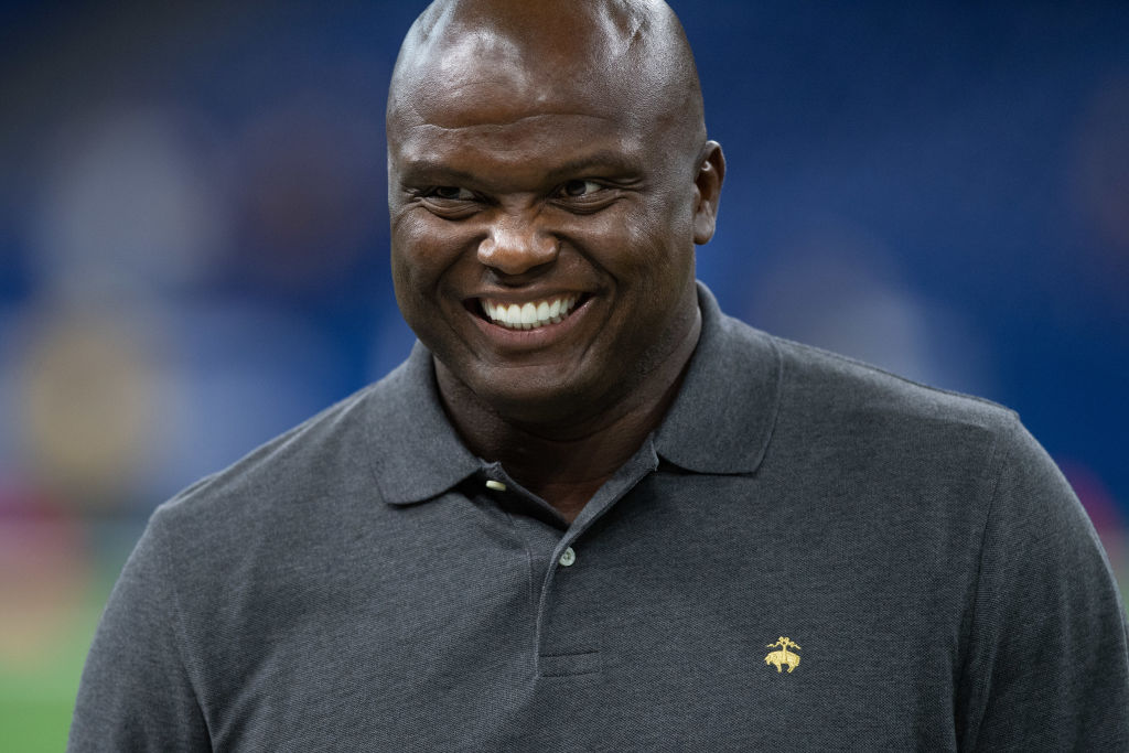 Before heading to the broadcast booth, Booger McFarland had a solid NFL career.