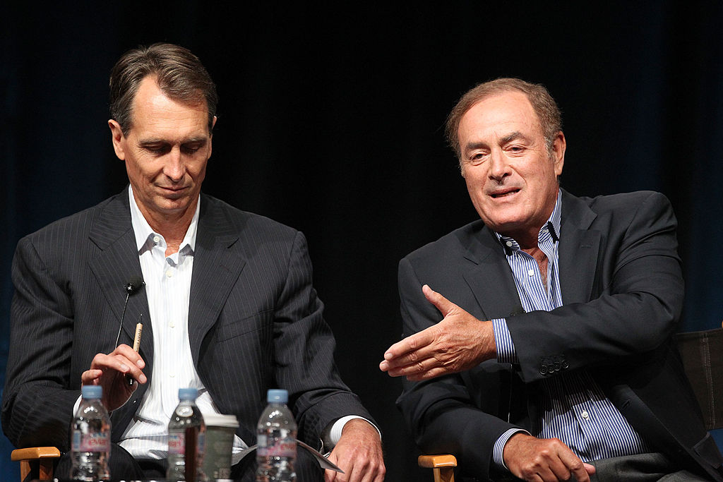 Are Cris Collinsworth and Al Michaels Friends in Real Life?