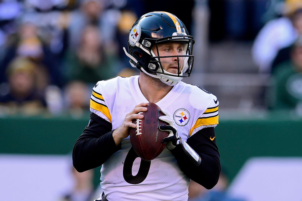 With the season on the line, Steelers quarterback Devlin Hodges has received one key piece of advice.