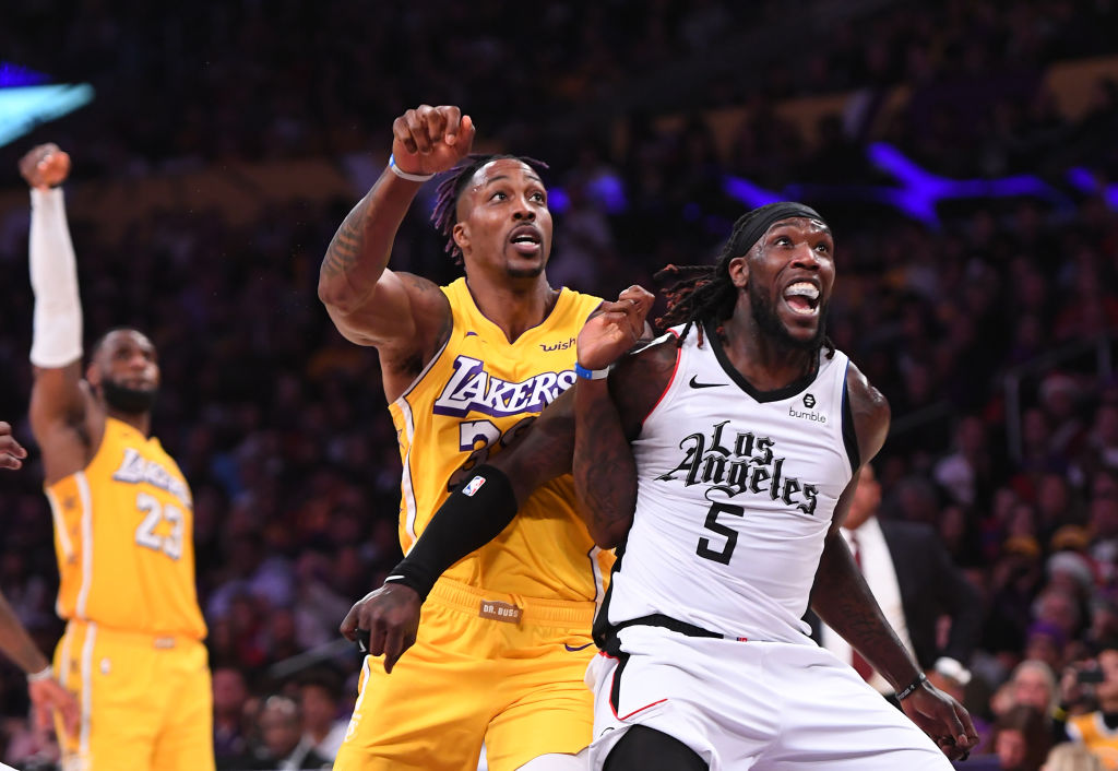Dwight Howard's Lakers lost to the Los Angeles Clippers, but he's still confident his squad is superior.