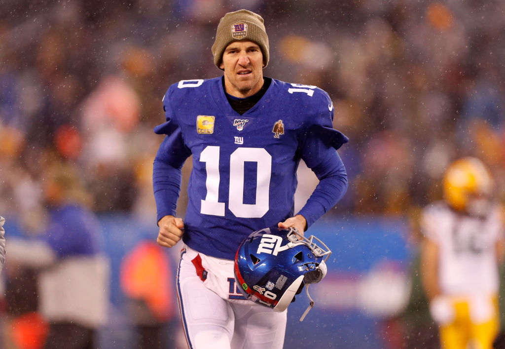 Eli Manning might be rusty, but Philadelphia Eagles head coach Doug Pederson isn't expecting a poor performance.