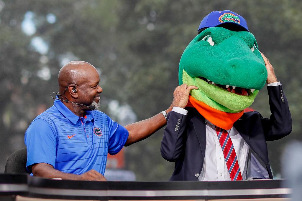 Emmitt Smith still has love for his Florida Gators
