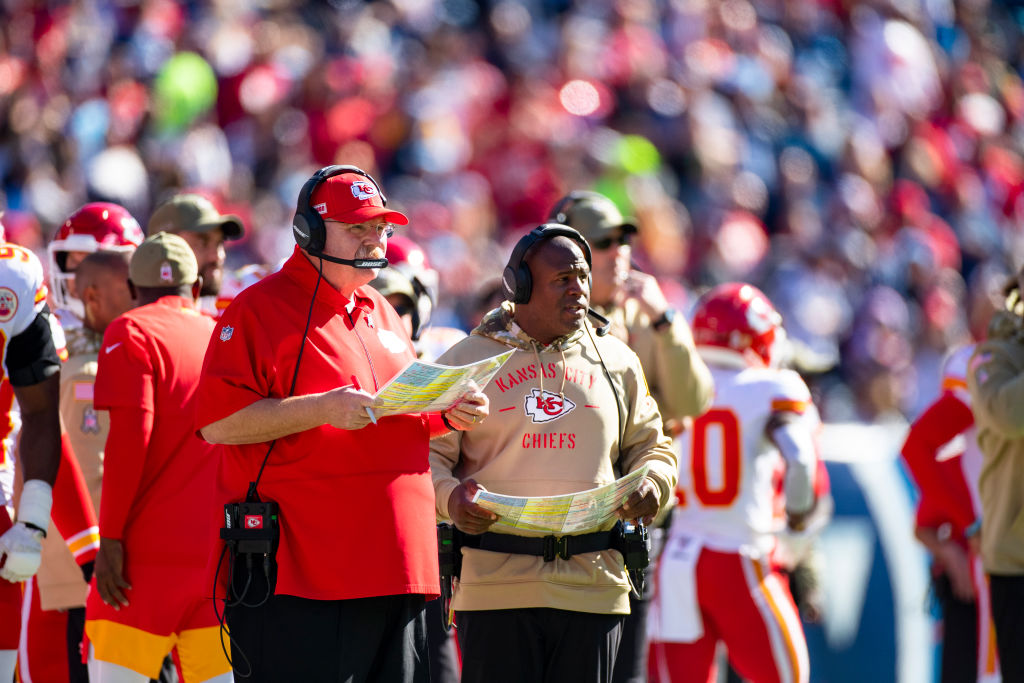Andy Reid has seen many former assistants become successful NFL head coaches, and Eric Bieniemy could be the next fruit to fall from Reid's coaching tree.