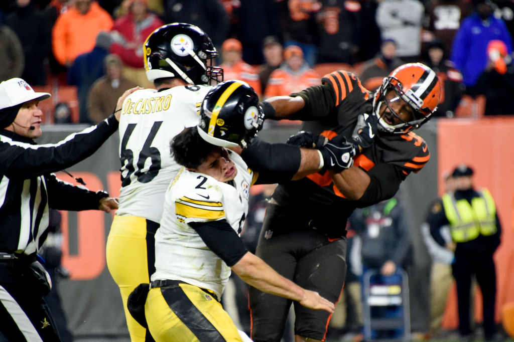 The NFL collected more than $700,000 in fine money from the 2019 Browns-Steelers brawl, but where does that money go?