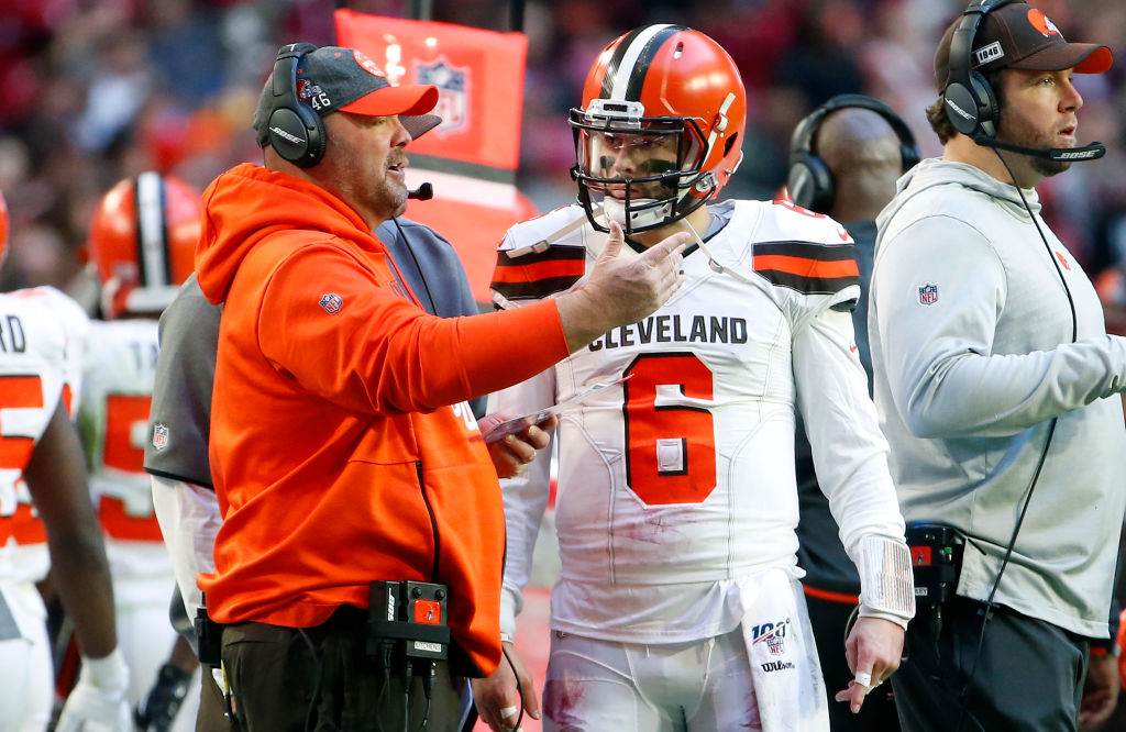 Cleveland Browns: Have Their Best Players Already Given Up on Freddie Kitchens?