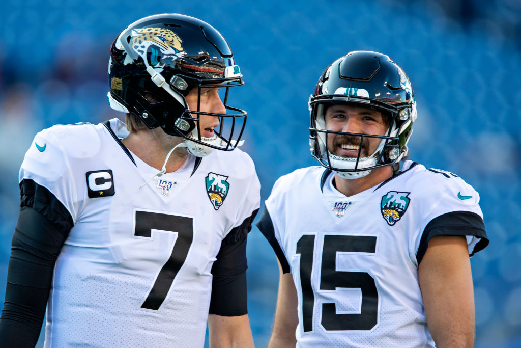 With Nick Foles and Gardner Minshew, the Jacksonville Jaguars have a quarterback controversy on their hands.