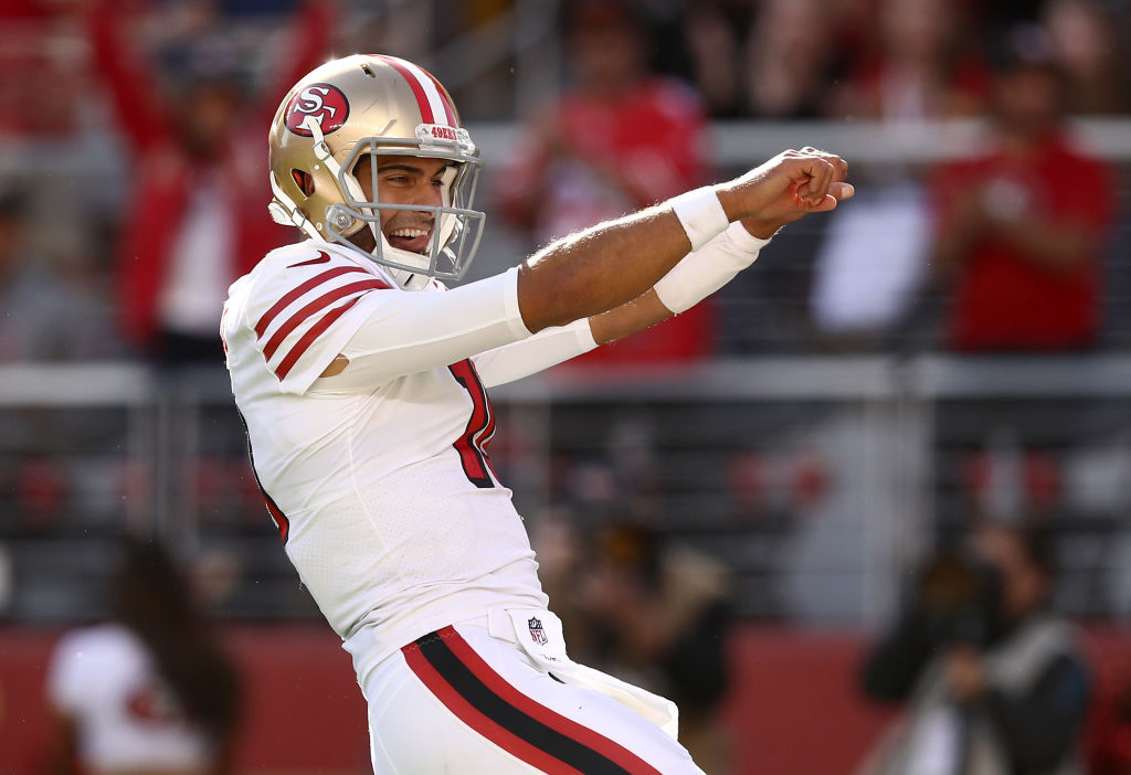 All it took was one throw for Rob Gronowski to know Jimmy Garoppolo could succeed as an NFL quarterback.