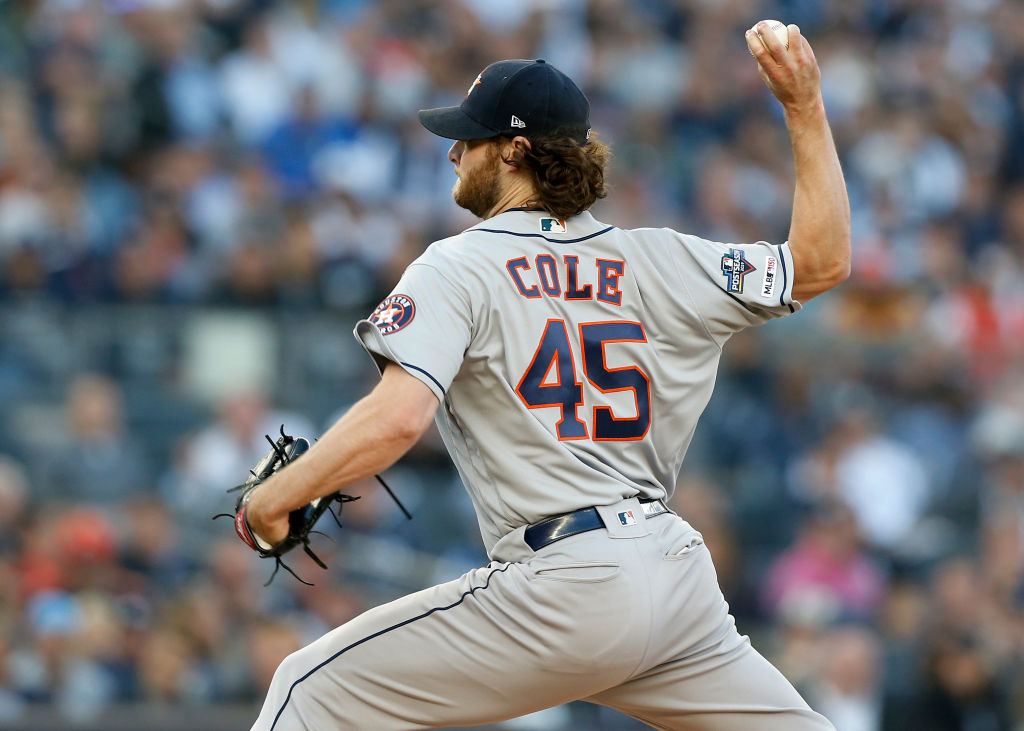 Gerrit Cole was the cream of the crop heading into this free agency period