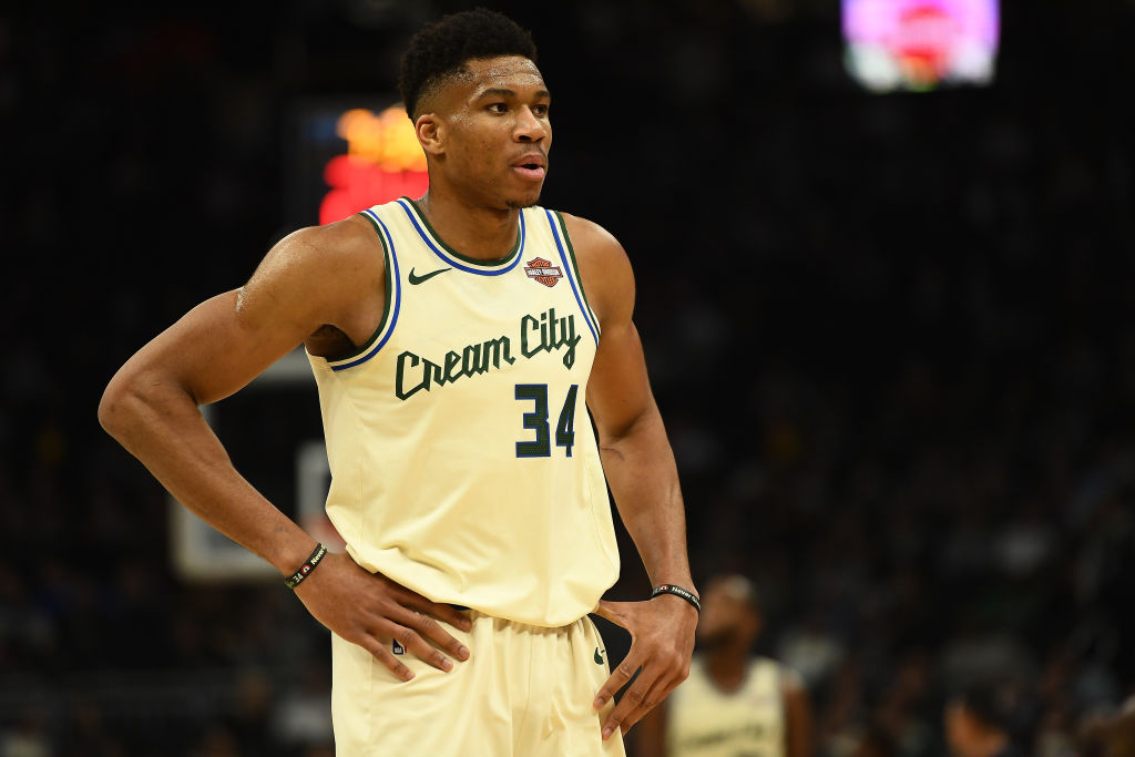 Giannis Antetokounmpo is currently starring for the Milwaukee Bucks, but that could change in a few years.