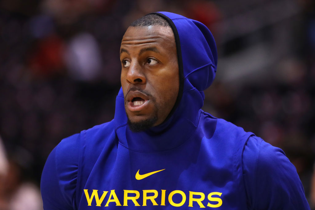 Andre Iguodala Might Be Back With the Warriors Sooner Than You Think