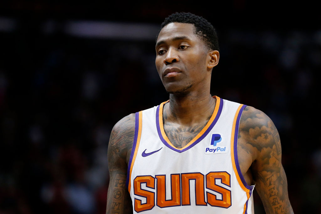 Jamal Crawford could be the next Carmelo Anthony -- an NBA veteran who has to hope for a break to join a new team.