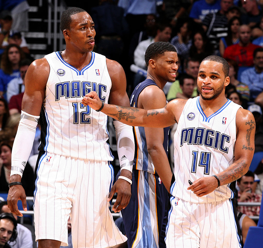 Jameer Nelson Reveals How Dwight Howard Leaving the Magic was a 'Sad Ending'