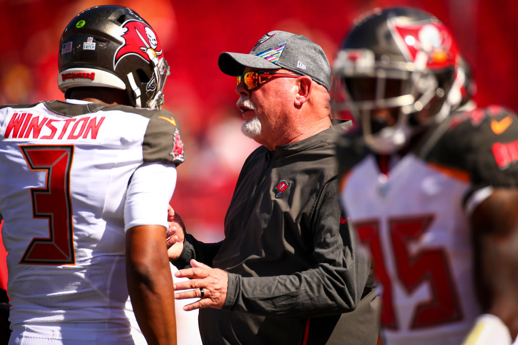 Was 2019 the last season that Jameis Winston and Bruce Arians will share the sideline in Tampa Bay?